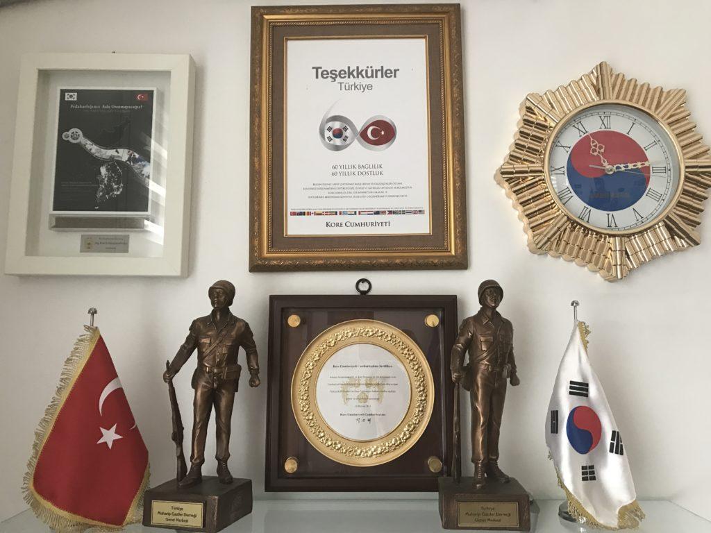 Korean War Memorials - Ankara - Turkey