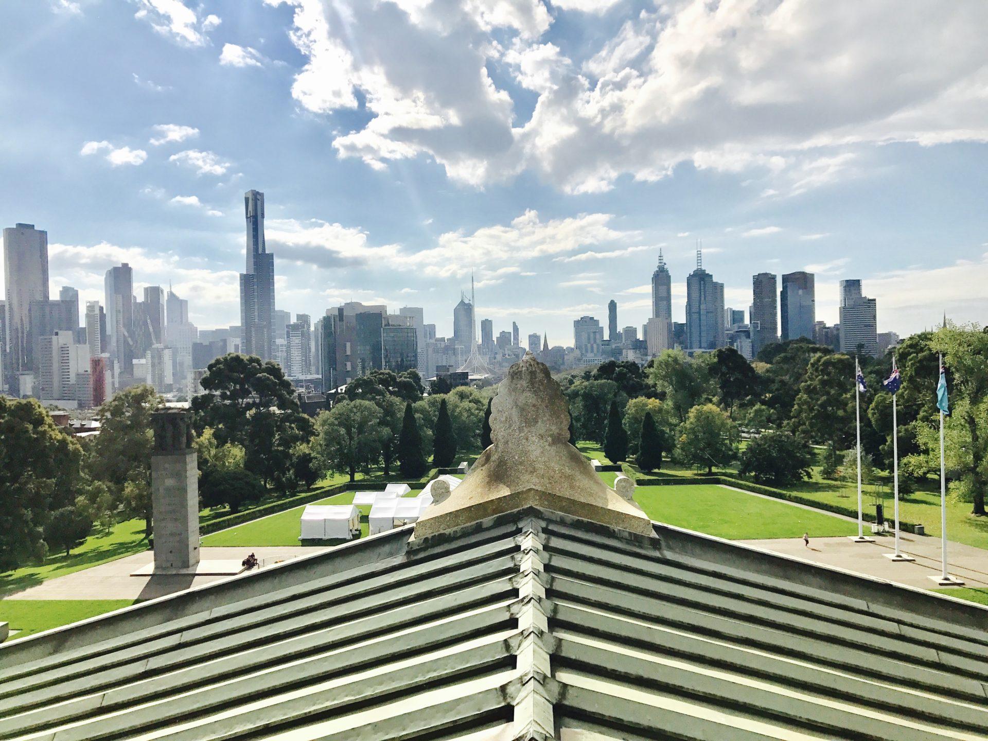 Korean War Memorials - Melbourne - Australia