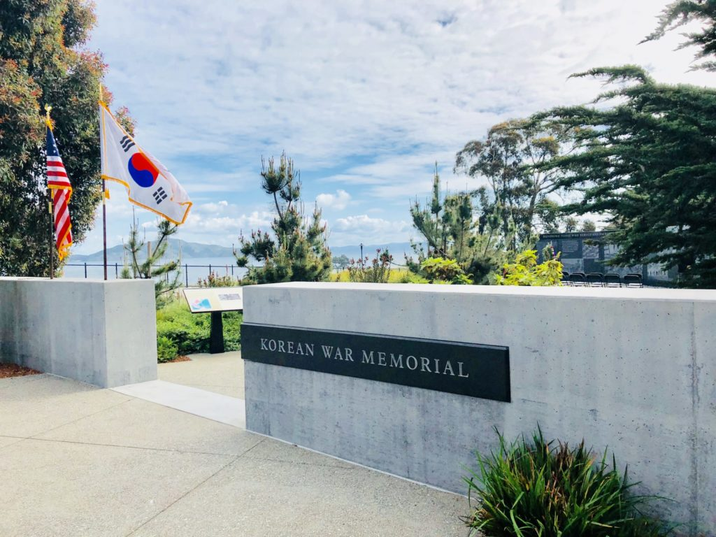 Korean War Memorials - San Francisco