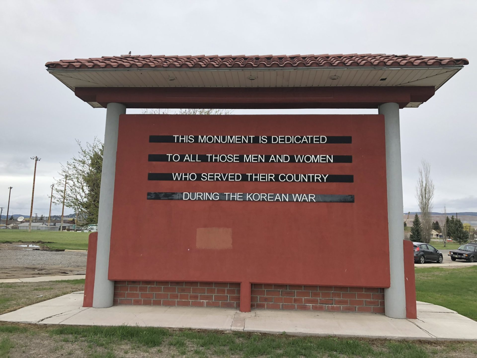 Korean War Memorials - Butte