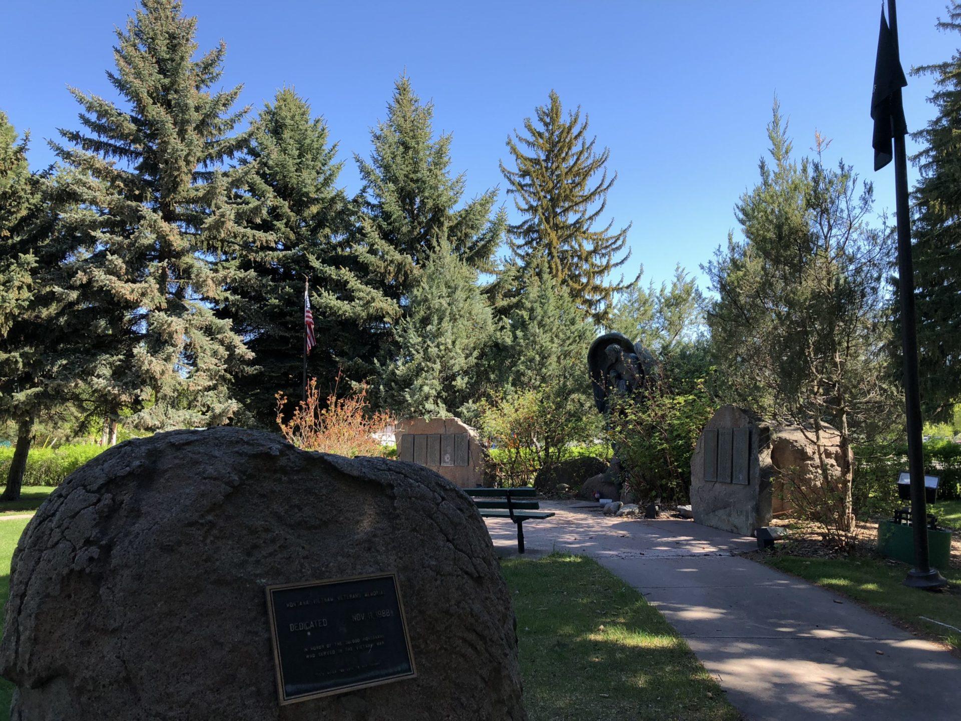 Korean War Memorials - Missoula