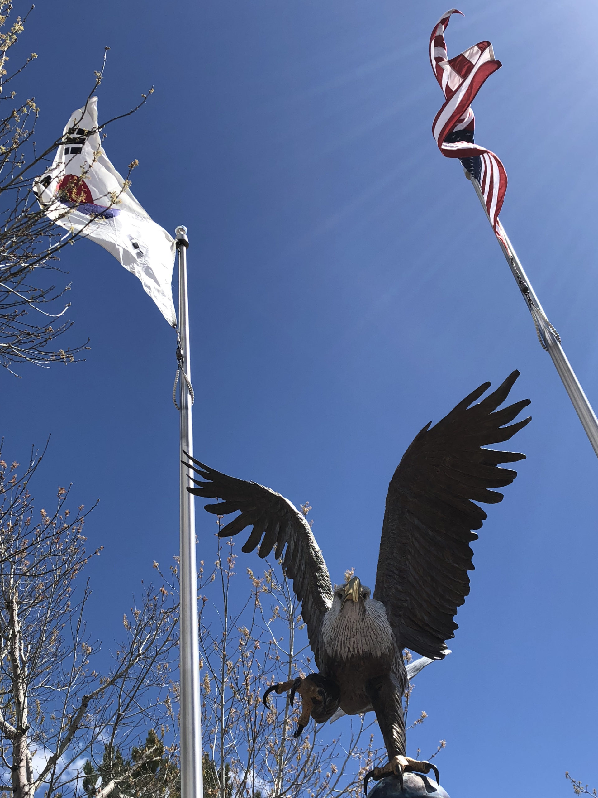 Korean War Memorials - Carson City