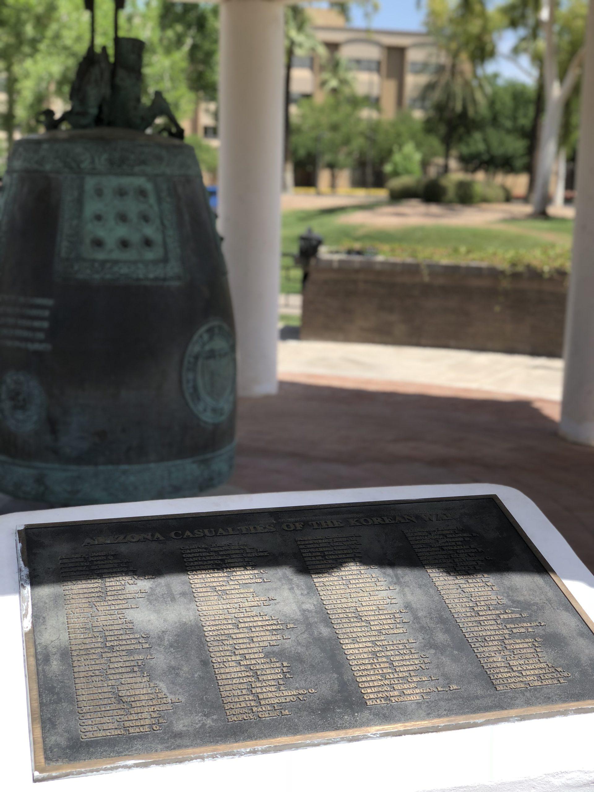Korean War Memorials - Phoenix