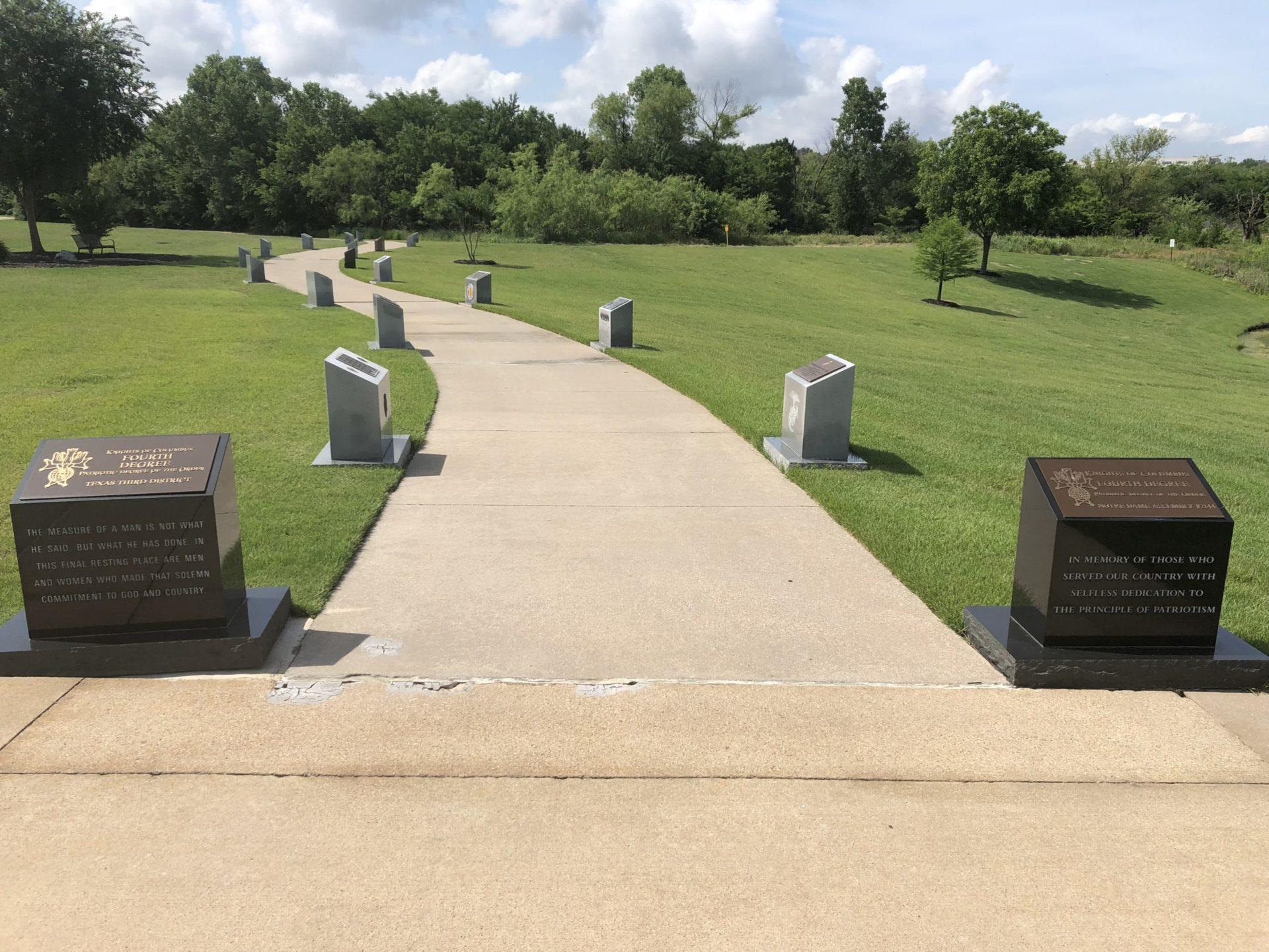 Korean War Memorials - Dallas