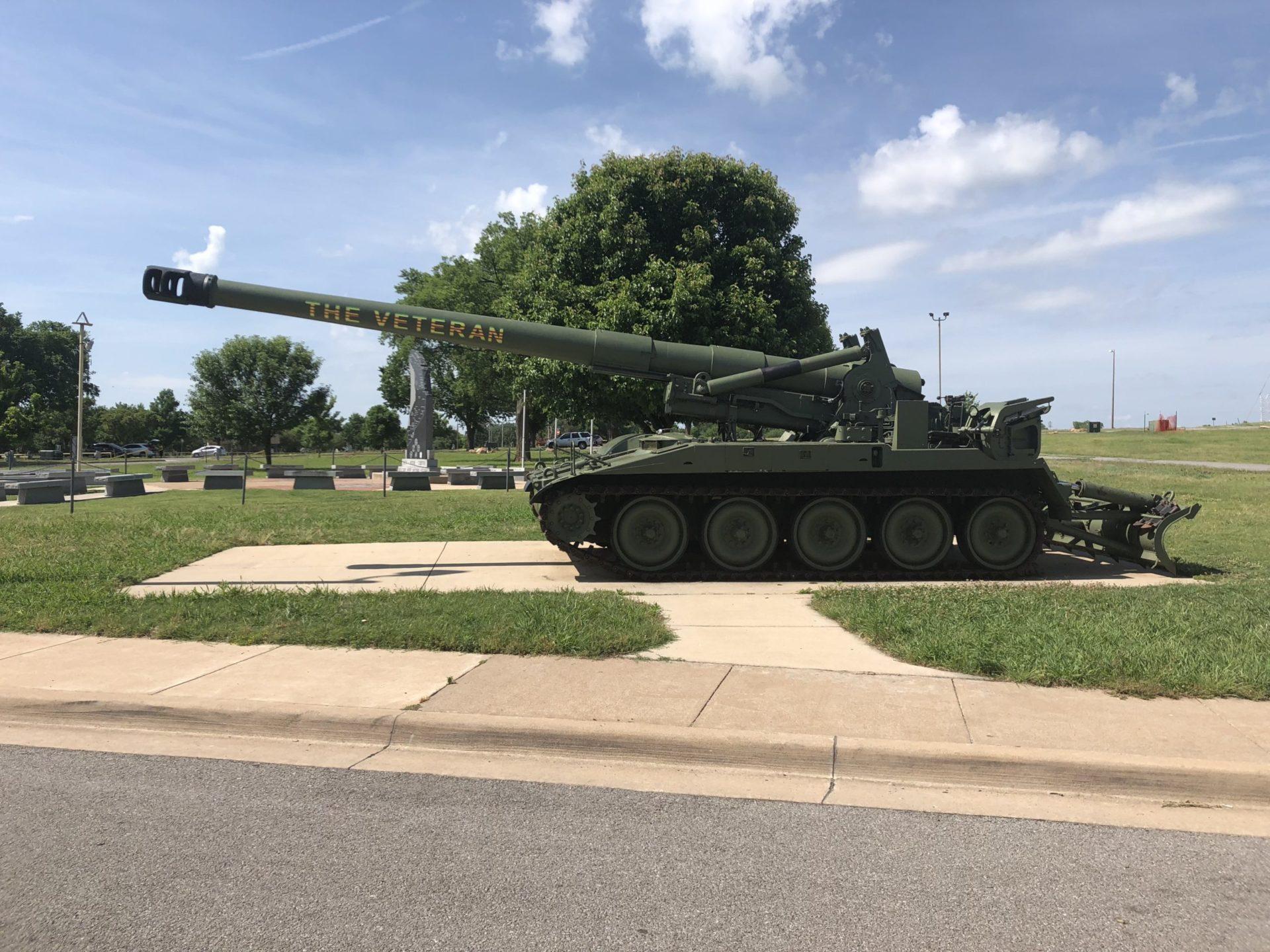 Korean War Memorials - Lawton