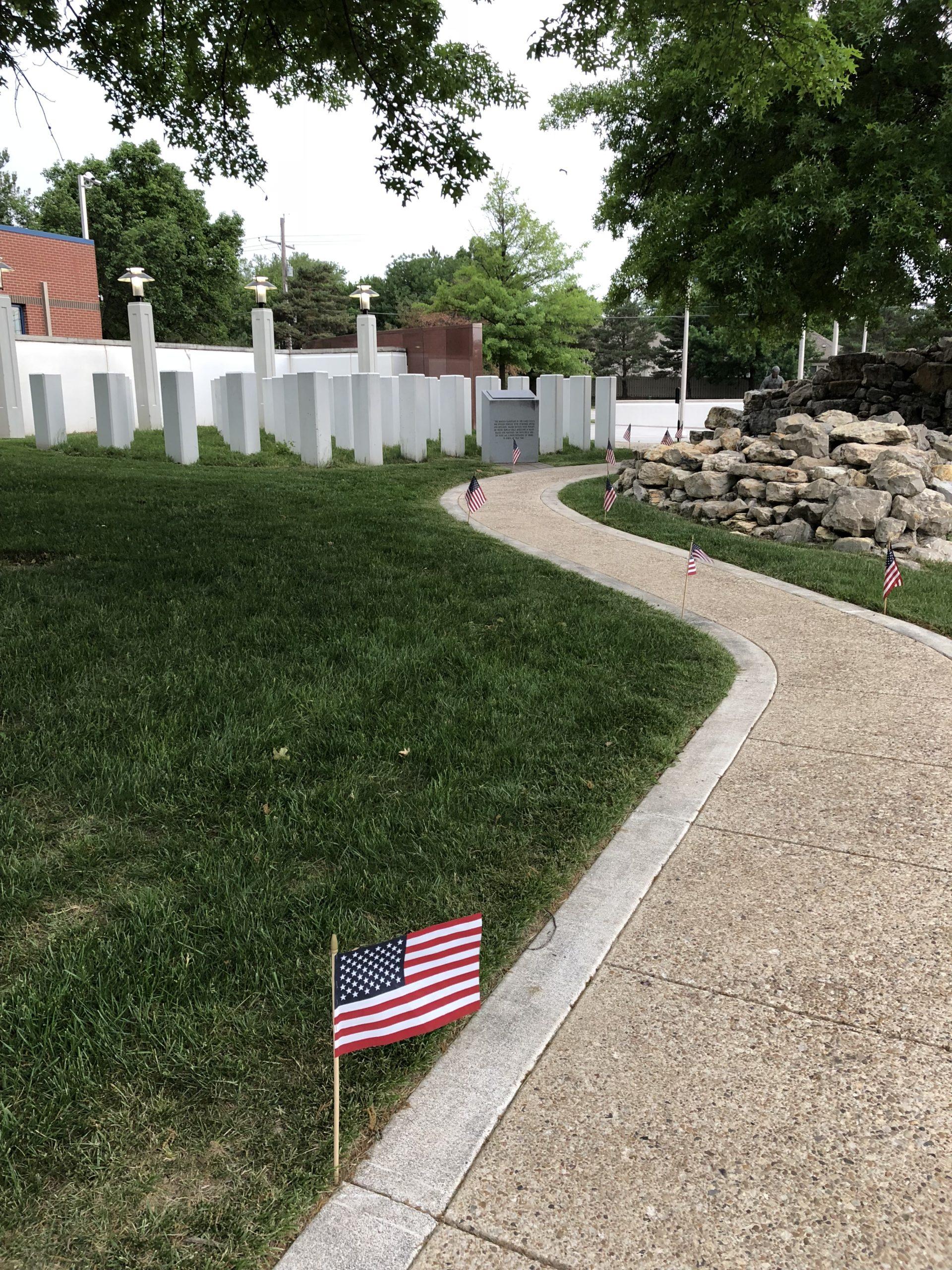 Korean War Memorials - Overland Park