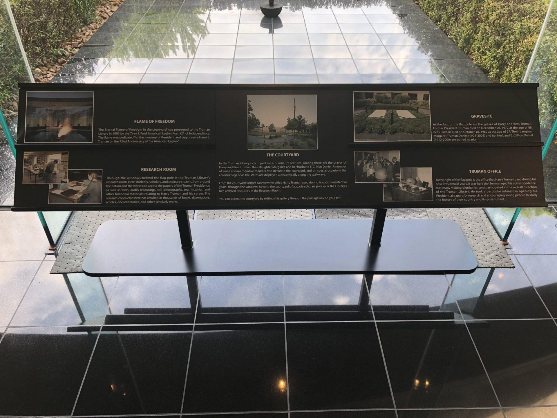 Korean War Memorials - Standing Rock