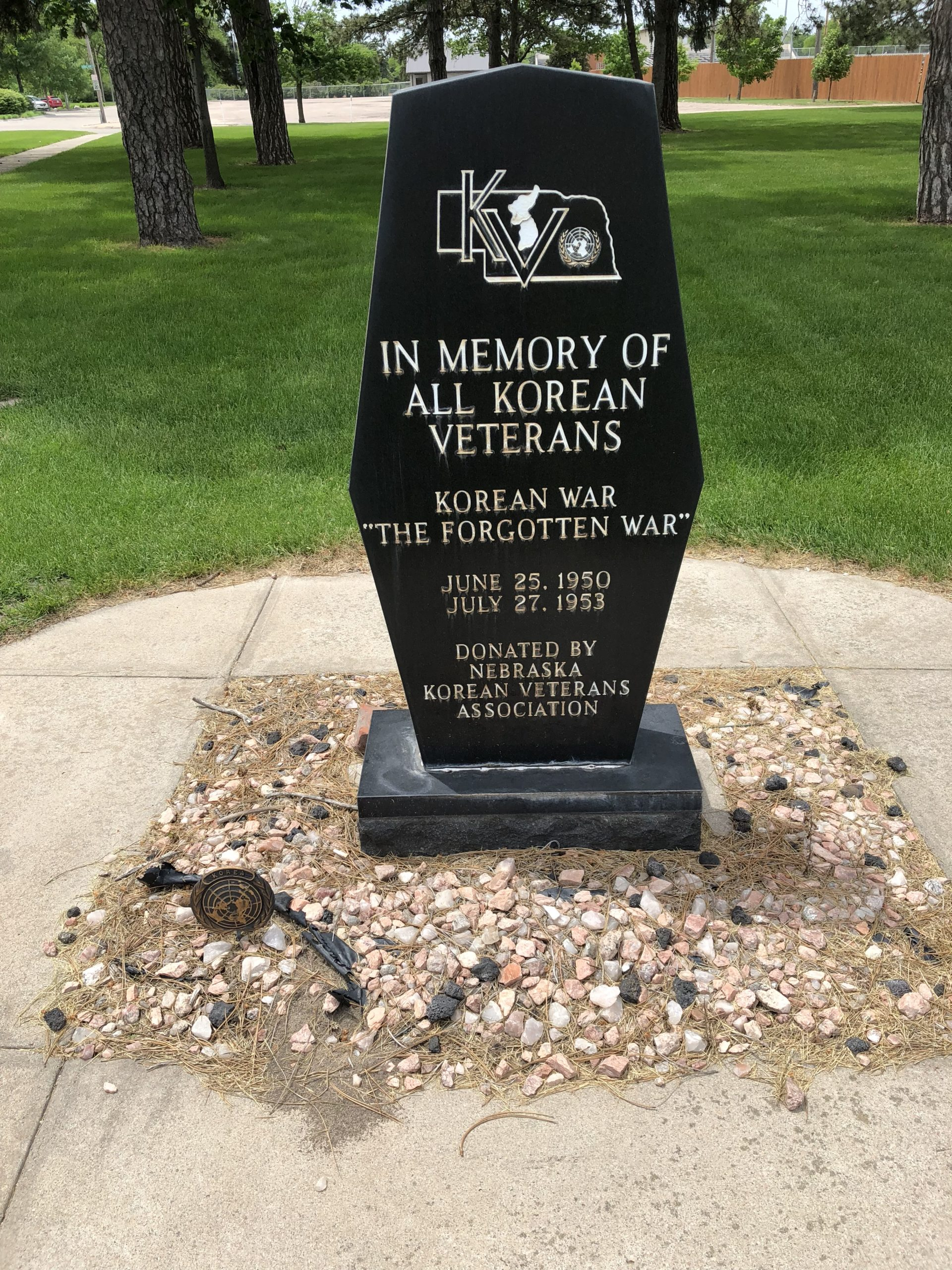Korean War Memorials - Columbus