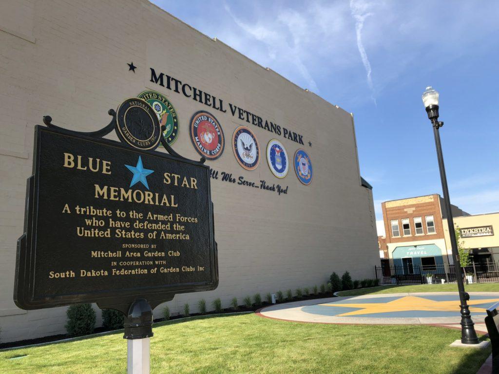 Korean War Memorials - Mitchell
