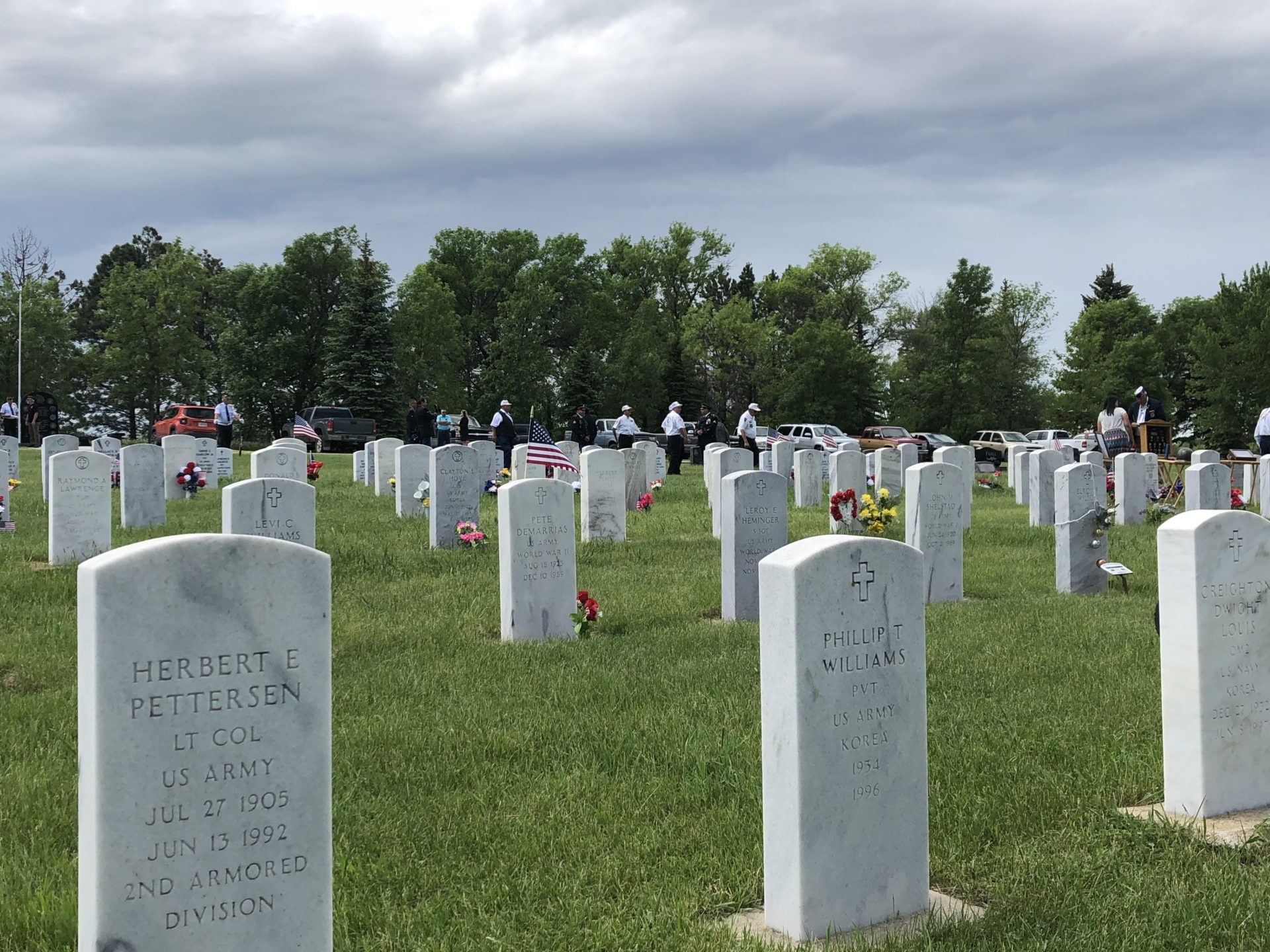 Indian Reservation – Standing Rock - Cemetery