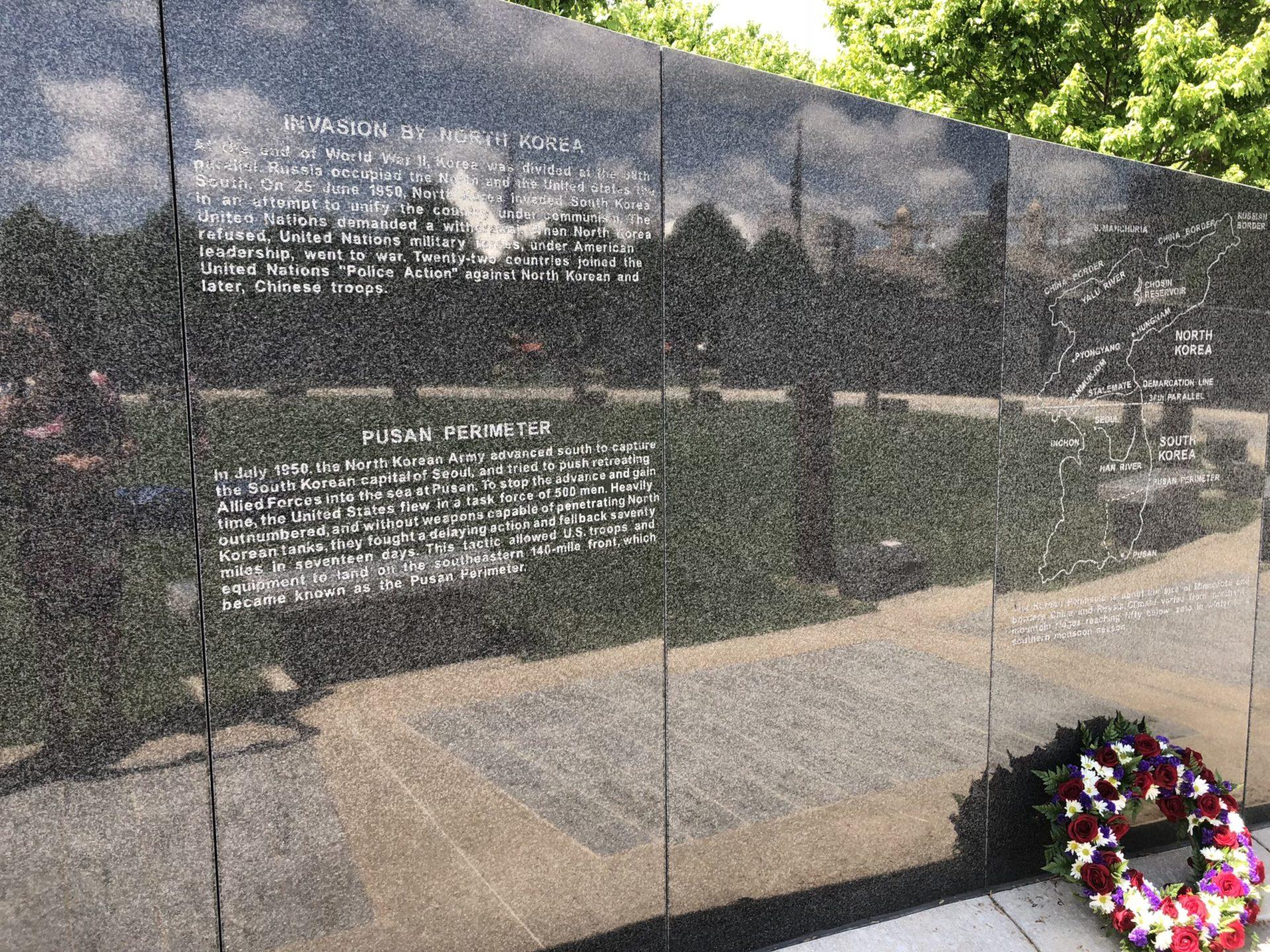 Korean War Memorials - Rochester