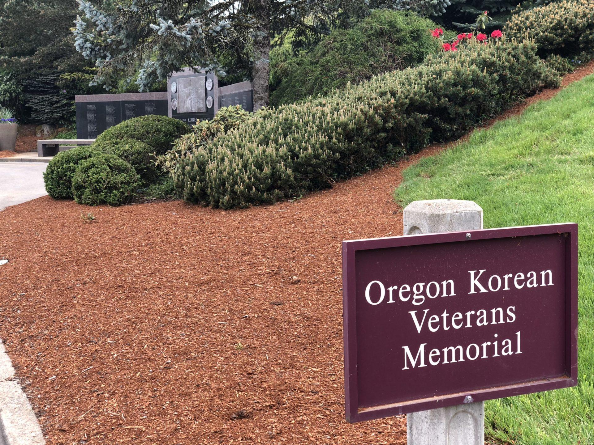 Korean War Memorials - Portland