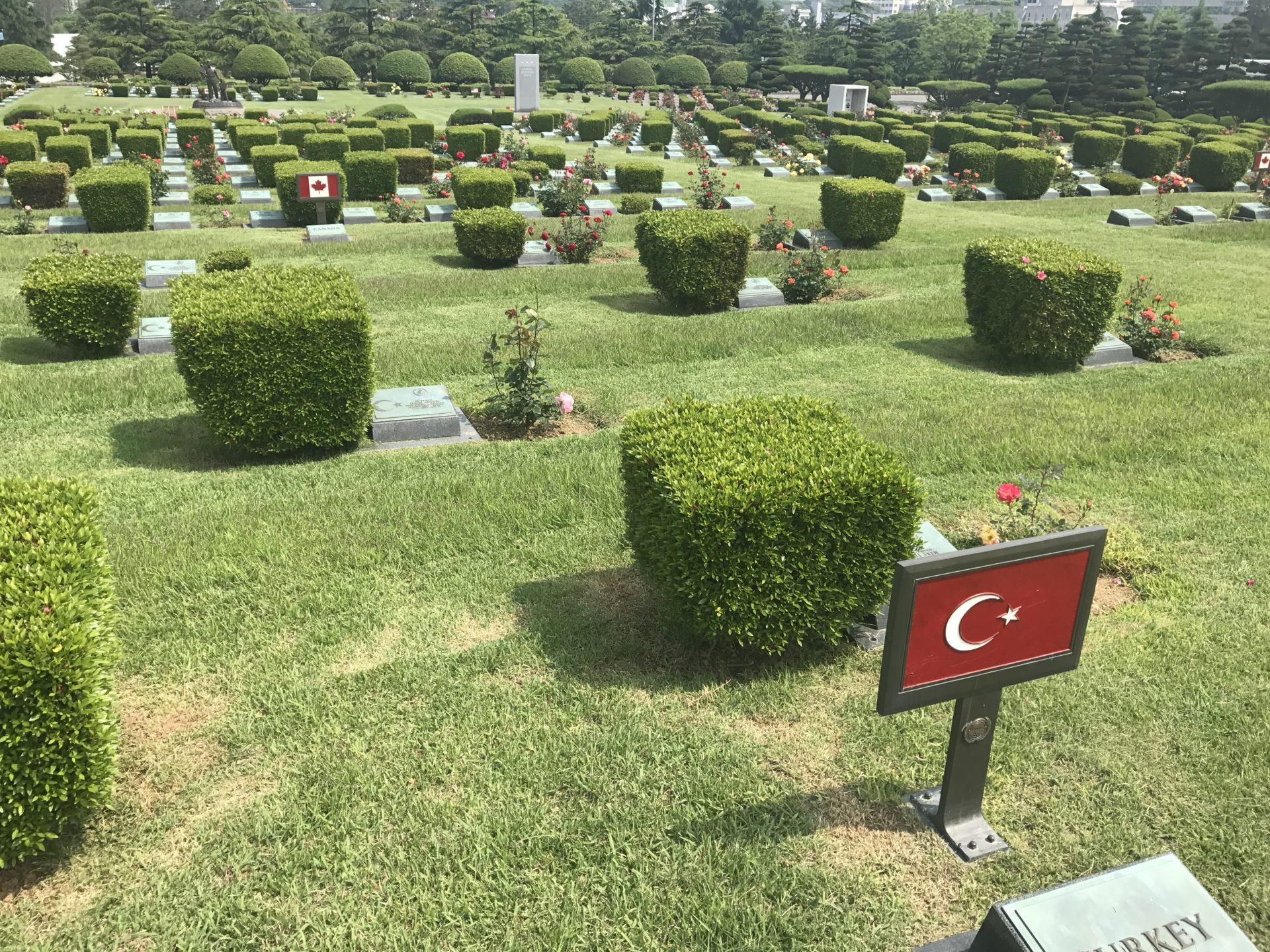 Korean War Memorials - Busan - South Korea