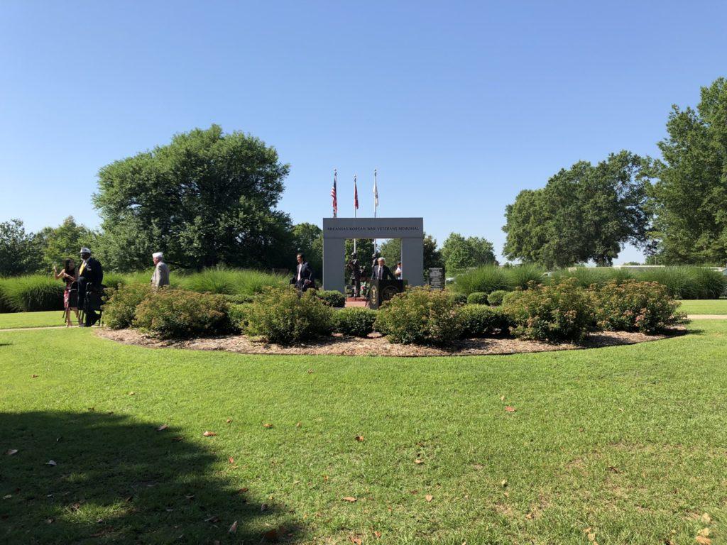 Korean War Memorials - Little Rock