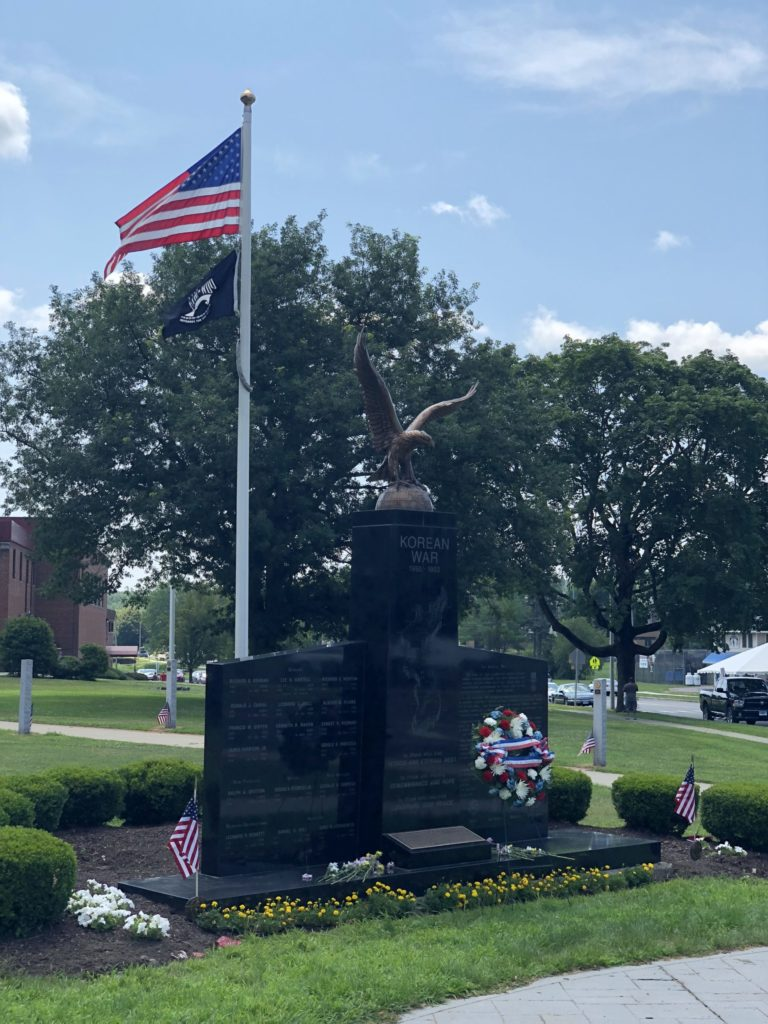 Korean War Memorials - Danbury