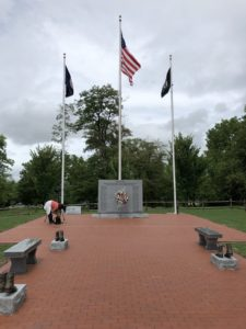 Korean War Memorials - Winchester