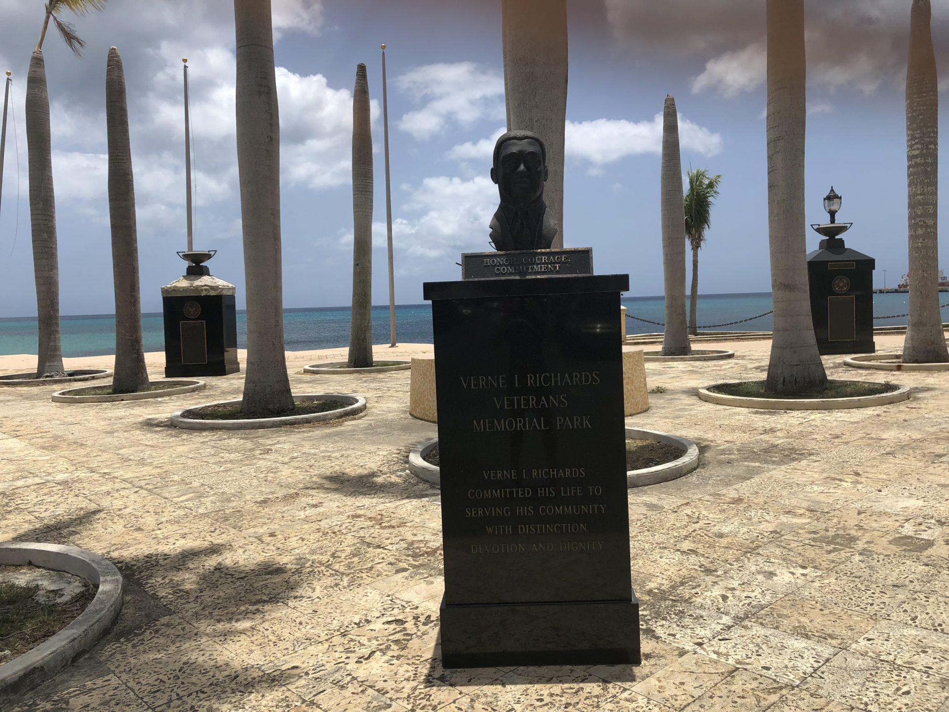 Korean War Memorials - St. Croix