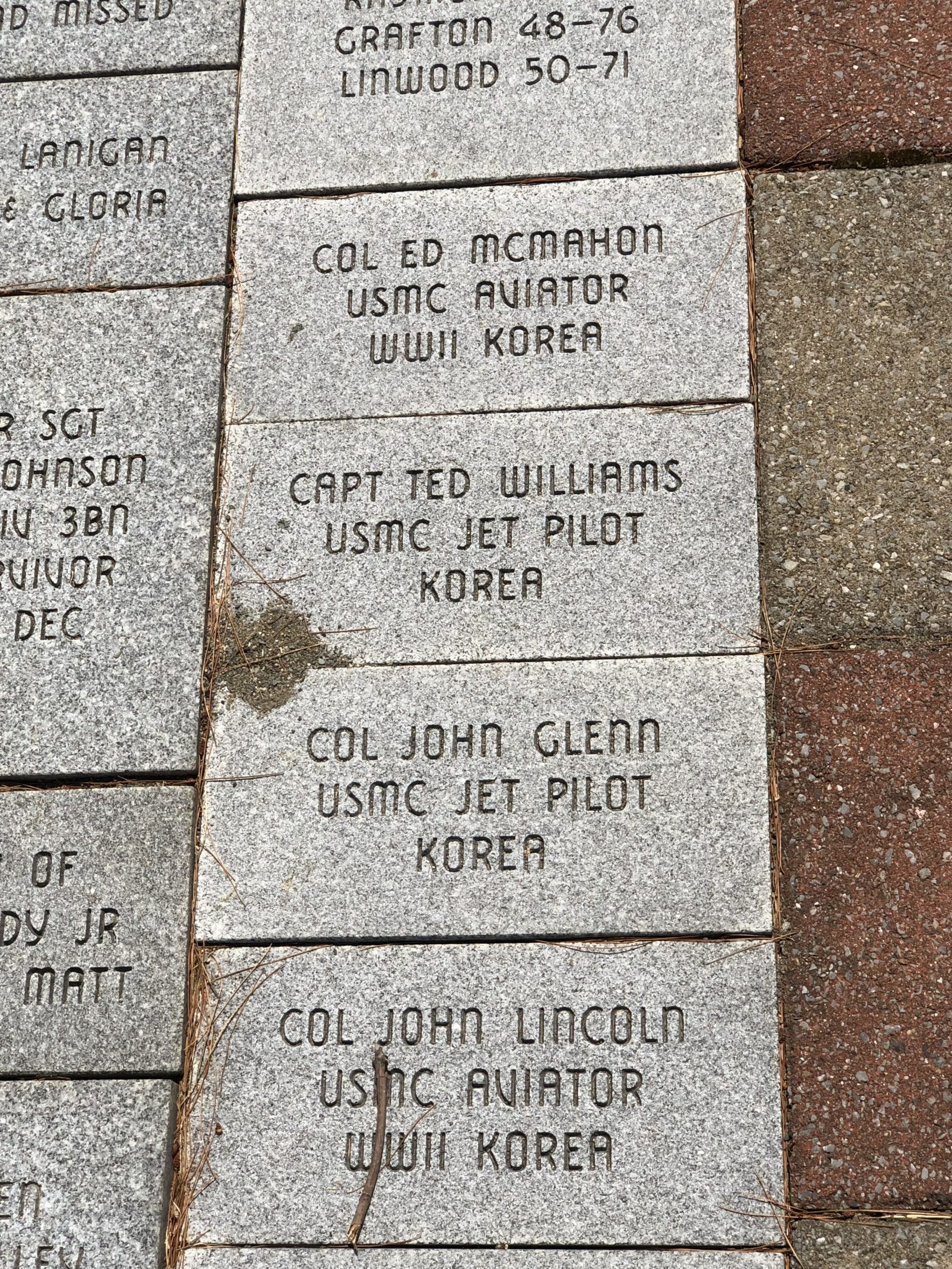 Korean War Memorials - Bangor