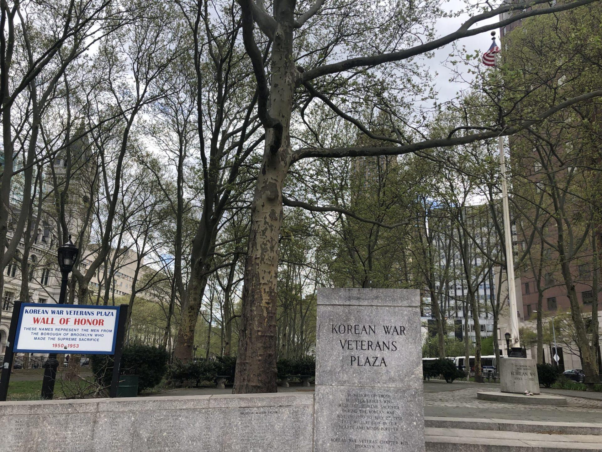 Korean War Memorials - New York - US