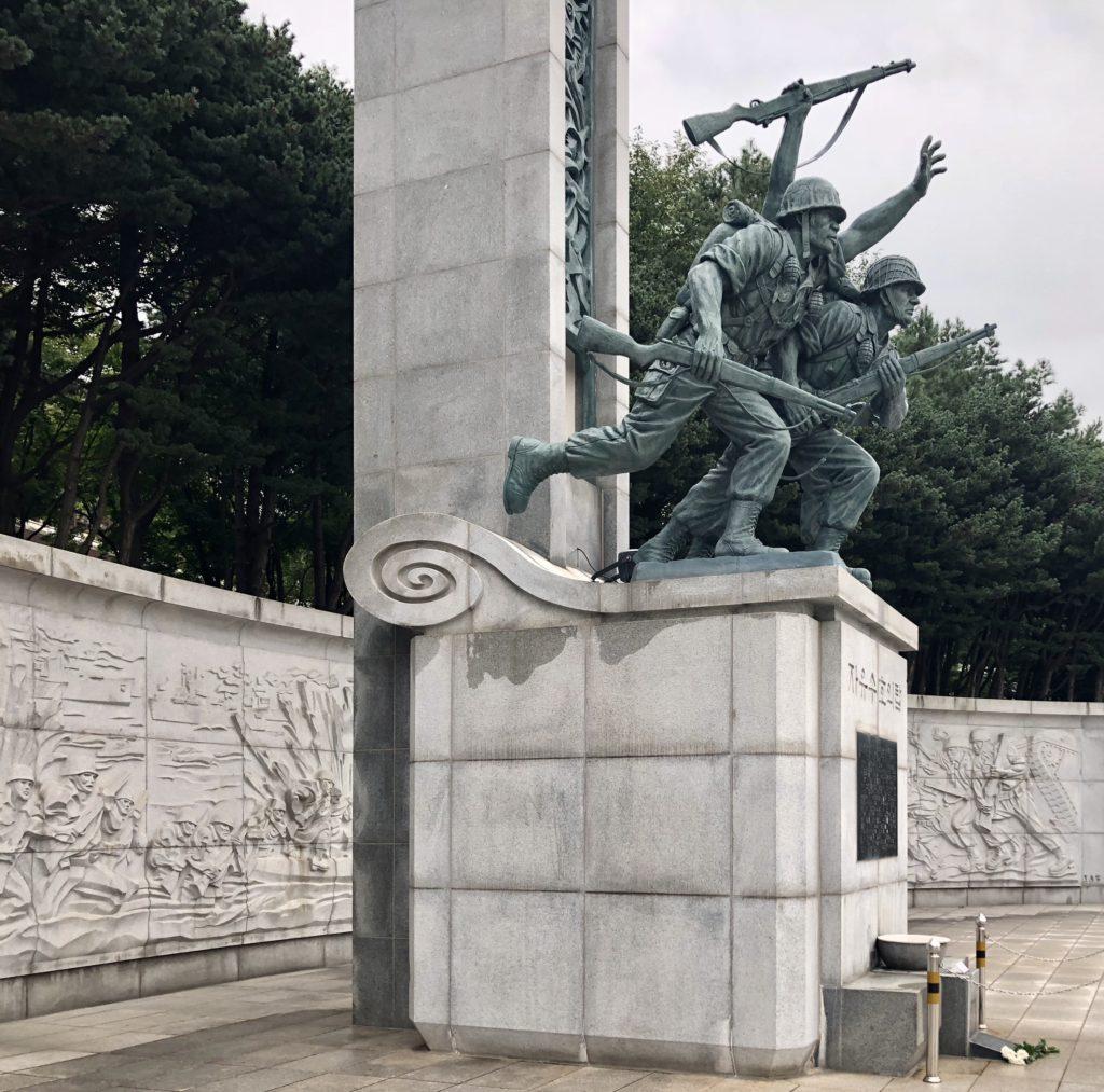 Korean War Memorials - 138 Cheongnyang-ro