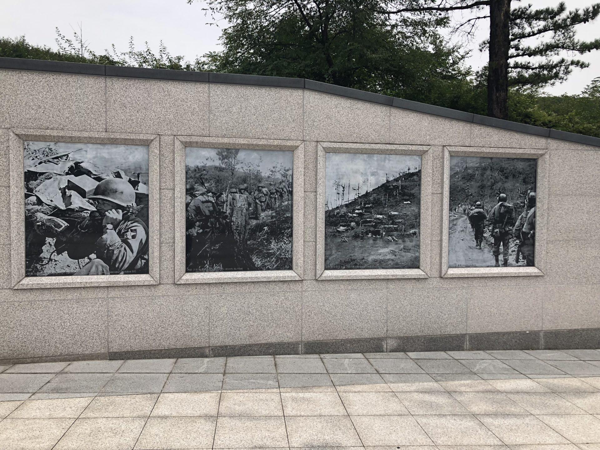 Korean War Memorials - 31-2 Pajang-dong