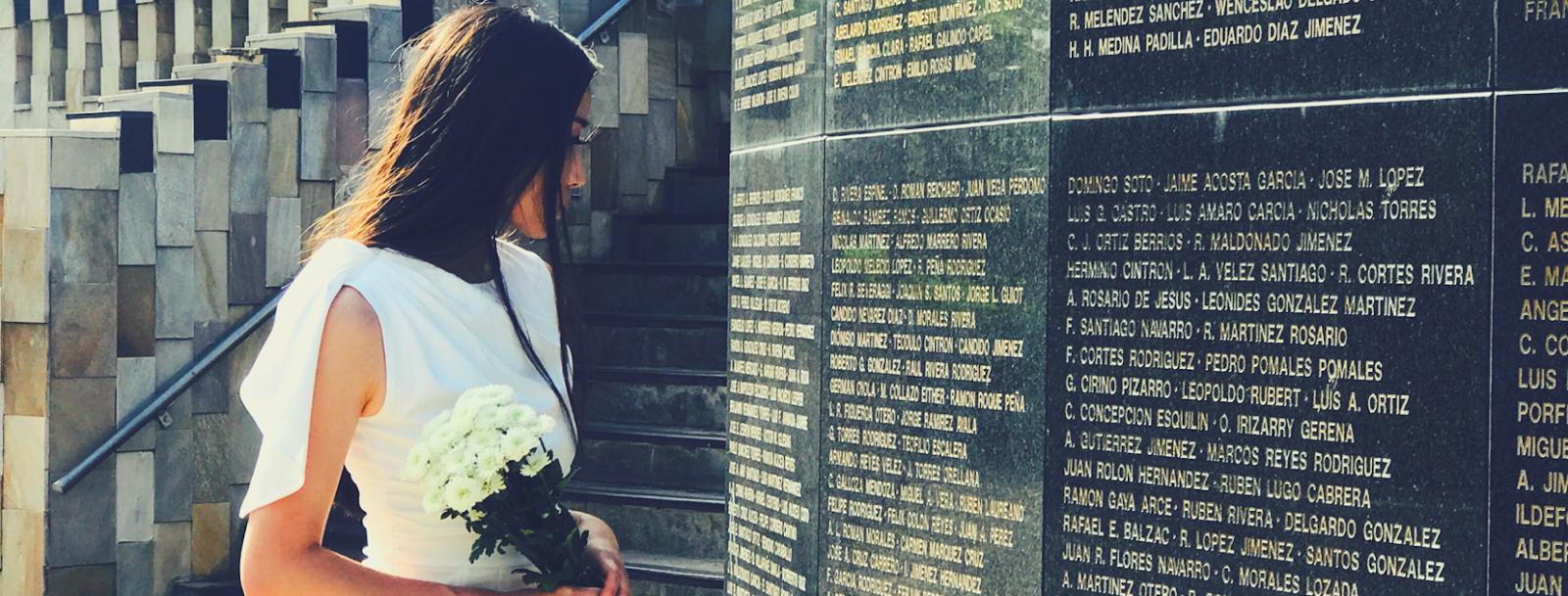 Korean War Memorials - About Hannah Y Kim