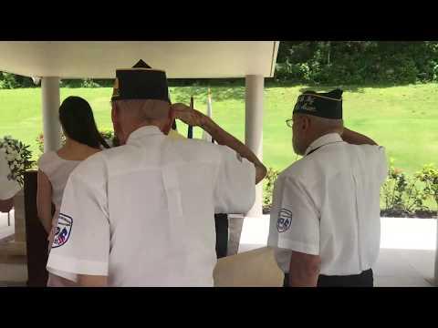 8/20 San Juan, Puerto Rico National Cemetery (1)