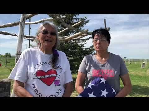 5/28 Crow Creek, South Dakota Indian Reservation (2)